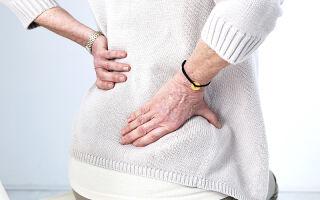 Болит поясница, как лечить в домашних условиях