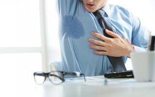Потливость при остеохондрозе: причины и методы лечения