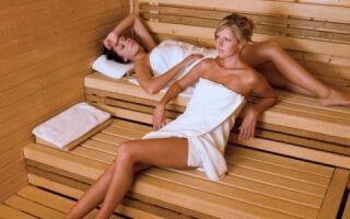 Радикулит и баня: особенности посещения парной и сауны