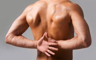 Субхондральный склероз позвоночника: причины, лечение