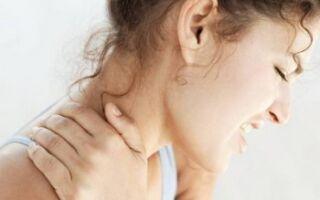 Лечение и профилактика хондроза шейного отдела