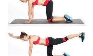 Упражнения для спины при остеохондрозе в домашних условиях