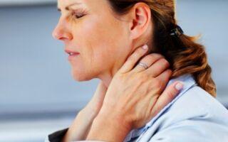 Горб на шее: способы лечения и профилактики