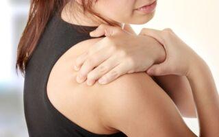 Бурсит плечевого сустава: причины и симтоматика