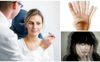 Двоение в глазах при остеохондрозе шейного отдела позвоночника: причины и тактика лечения