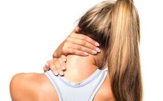 Мази при остеохондрозе шейного отдела