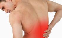Боль в спине справа выше поясницы, причины
