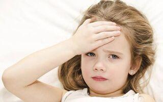 Первые признаки менингита у ребенка — виды заболеваний, проявления и лечение