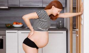 Болит копчик при беременности во втором триместре