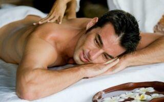 Лечебный массаж спины: техники, правила и показания
