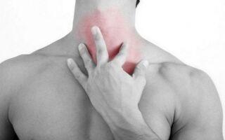 Ком в горле при остеохондрозе шейного отдела: причины и лечение