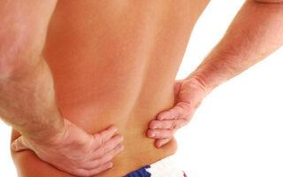 Горчичники при остеохондрозе поясничного отдела: правила применения.