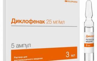 Диклофенак: инструкция по применению, побочные эффекты, аналоги