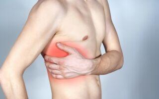 Межреберный хондроз и остехондроз рёбер, какие различия? Как лечить?