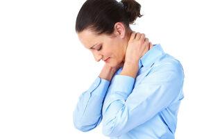 Упражнения при остеохондрозе шейно-грудного отдела позвоночника