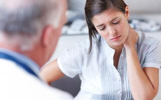 Хондроз шейного отдела позвоночника: что такое, симптомы, причины и лечение