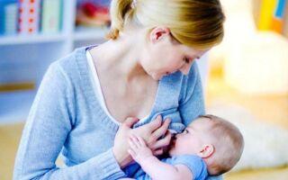 Случился приступ остеохондроза при грудном вскармливании: как облегчить состояние и не навредить малышу?