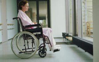Болезнь Бехтерева — дают ли инвалидность и какую группу?