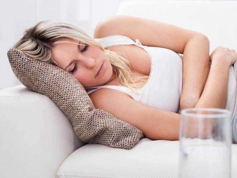 Что означают болевые приступы в пояснице перед менструацией