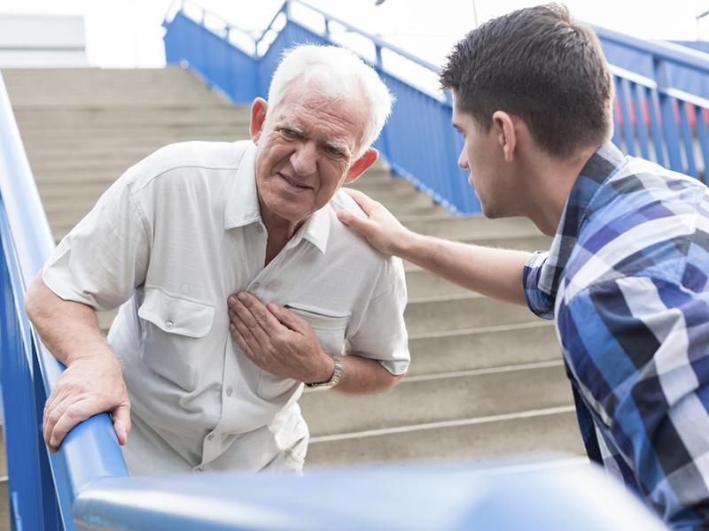 Сердечные боли при остеохондрозе
