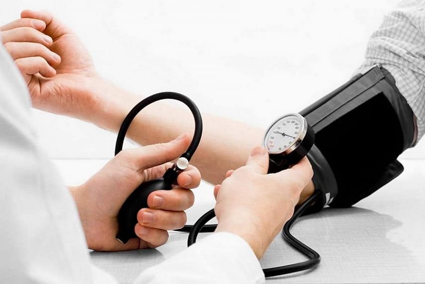 Давление при остеохондрозе
